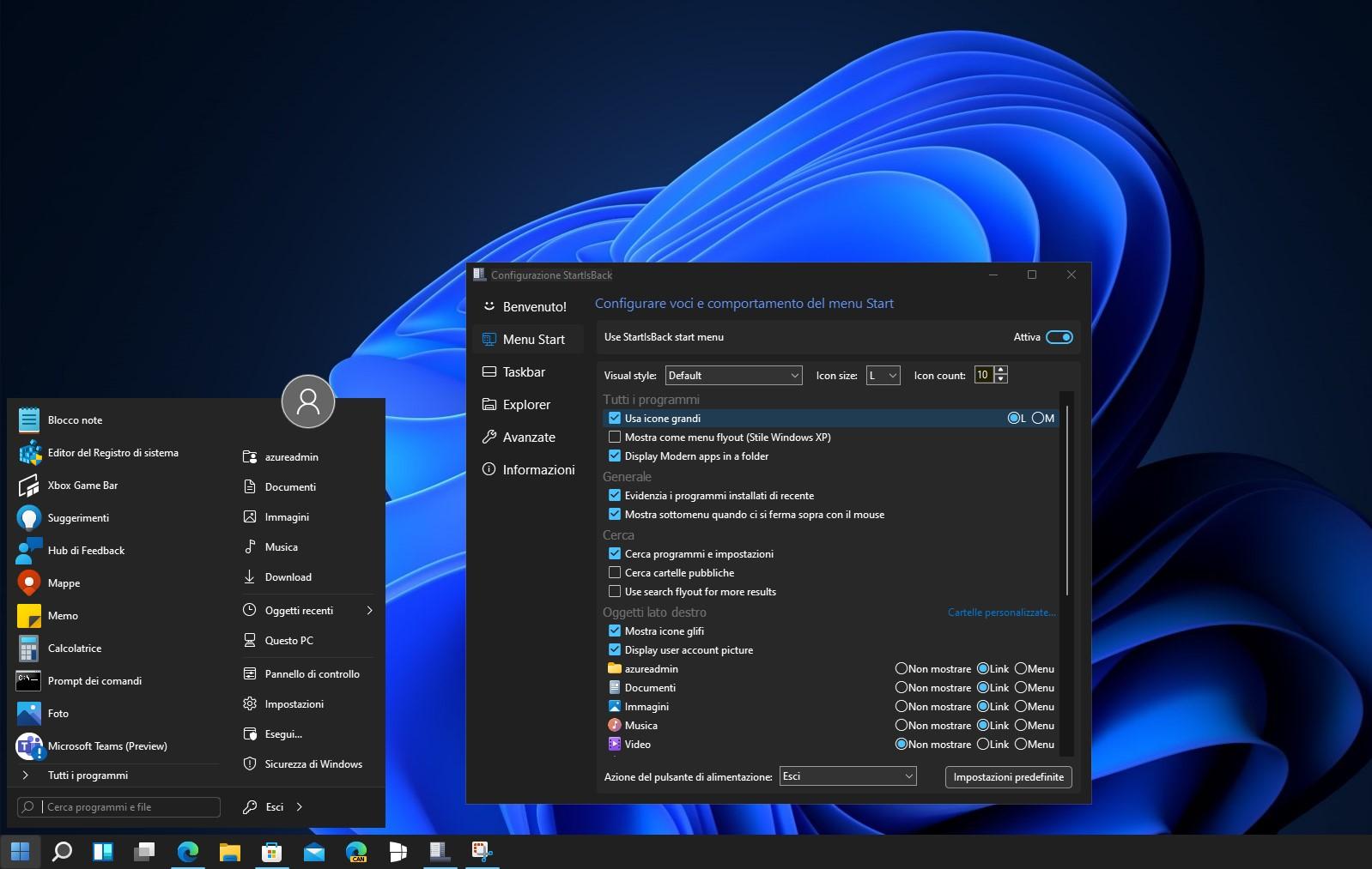 StartIsBack in Windows 11 (2)