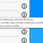 WhyNotWin11 - Tooltip per UEFI