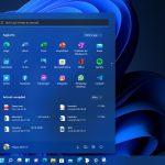Windows 11 - Mostra il colore principale su Start e barra delle applicazioni