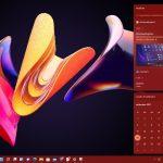 Windows 11 - Mostra il colore principale su barra delle applicazioni e centro notifiche