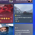 Windows 11 - Widget - Emoji per le notizie